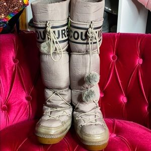 Juicy couture snow boots
